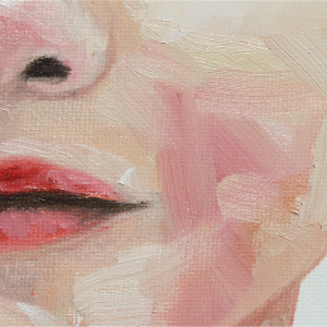 closeup oil painting how to paint and draw